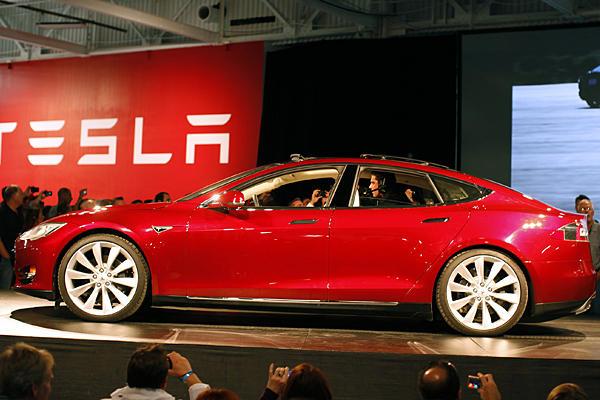 Tesla motors 2