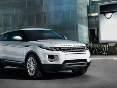 Evoque Land Rover