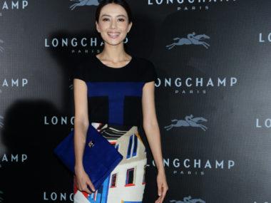 Longchamp testimonial Gao Yuan Yuan