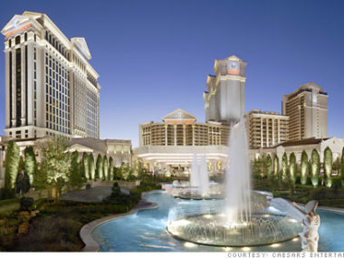 Caesars Entertainment Las Vegas