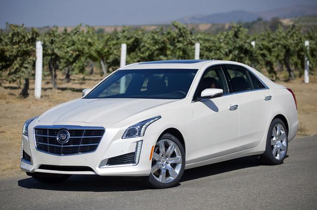 Cadillac CTS Europa