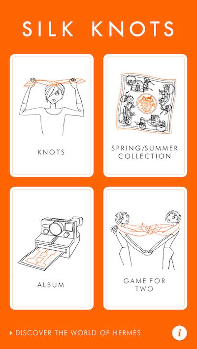 Hermes Silk Knots