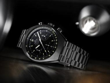 Omega Speedmaster Mark II Baselworld