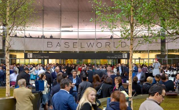 Baselworld 2014