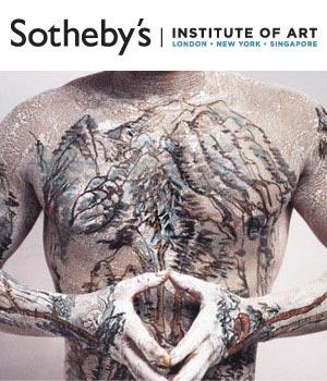 Sotheby's institute flyer