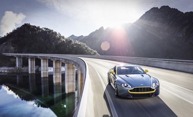 Aston Martin 101 anni anniversario