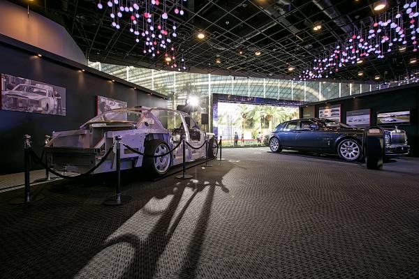 Rolls Royce Icon Tour