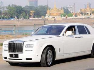 Rolls Royce Cambogia