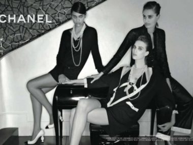 Chanel Burlington Arcade