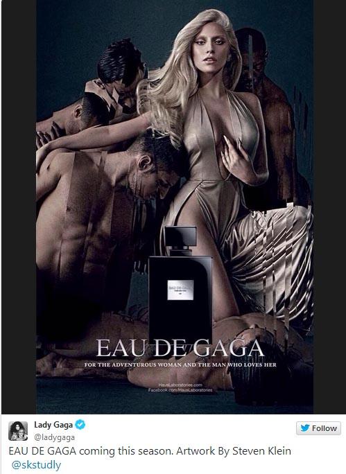 Eau de Gaga Lady Gaga