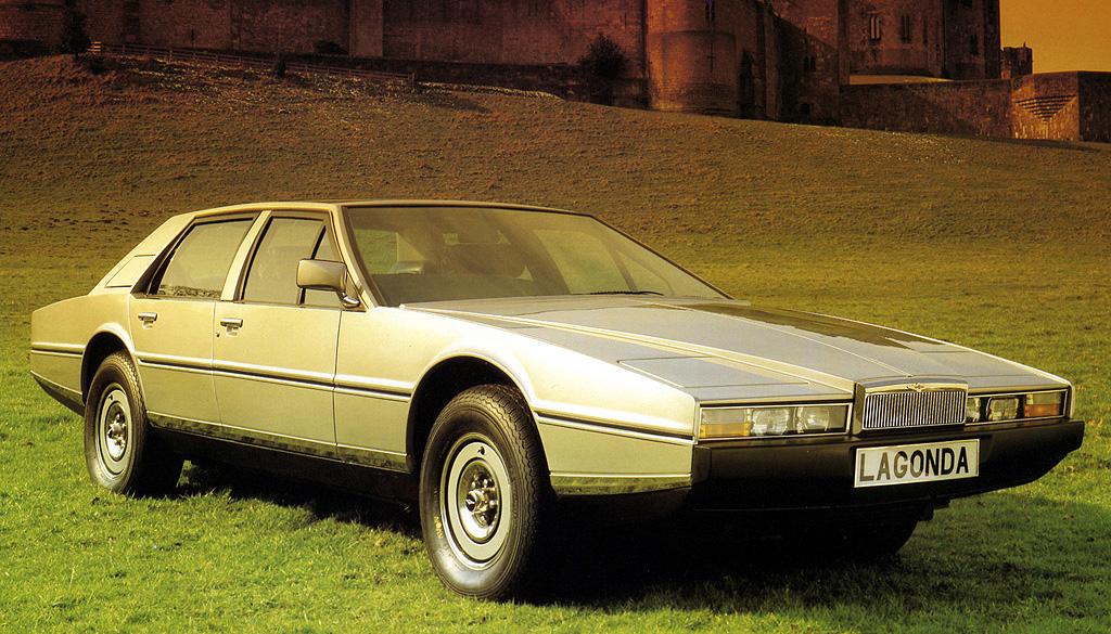 Aston Martin Lagonda 1975