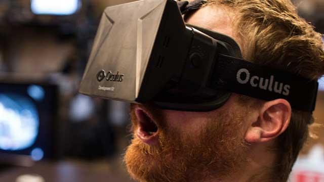 Thomas Cook, Oculus Rift