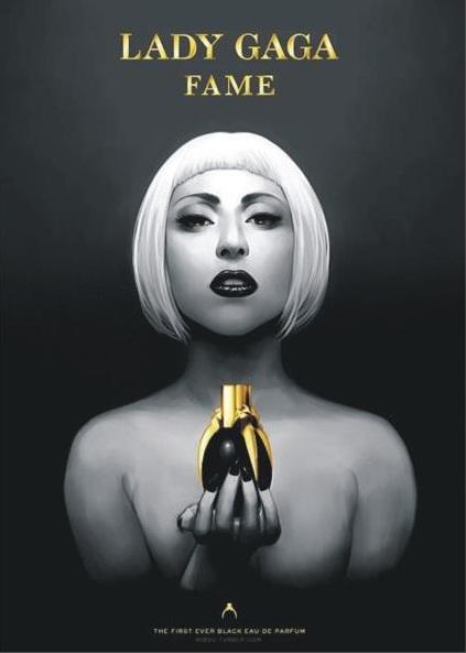 Fame Lady Gaga 2013
