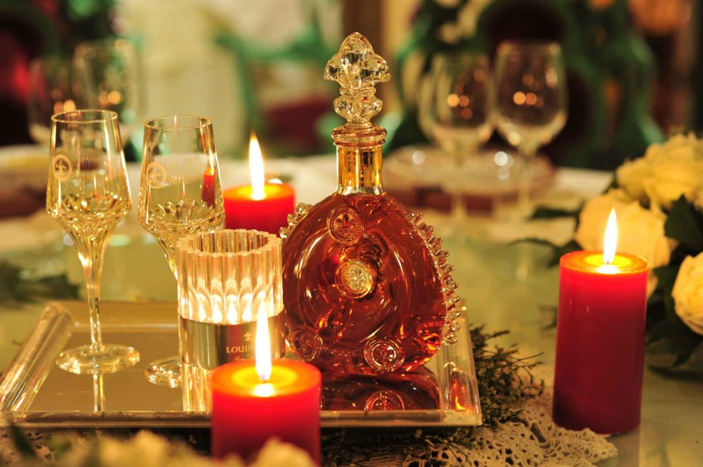 Cristalli Baccarat cognac