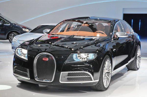 Bugatti superberlina Galibier