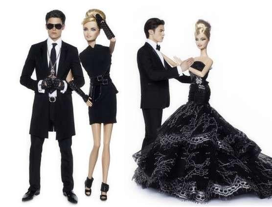 Barbie Ken by Karl Lagerfeld