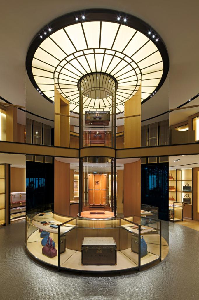 Boutique Moynat Parigi