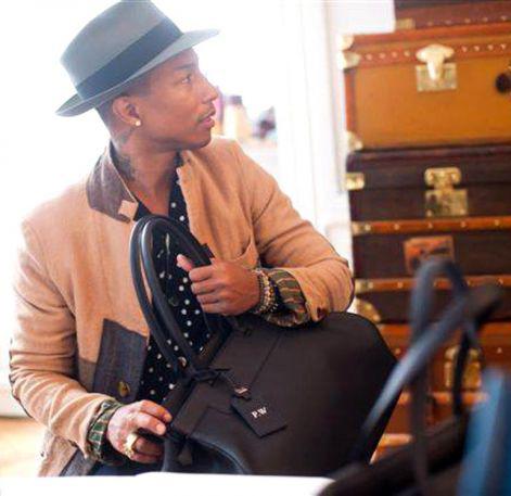 Pharrell Williams Moynat