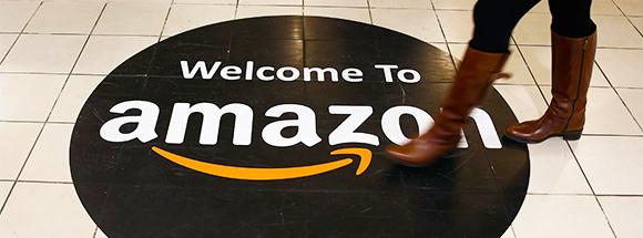 Amazon store NYC