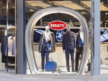 Bugatti Londra