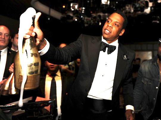 Jay-Z acquisisce la licenza di distribuzione dello champagne Armand de Brignac