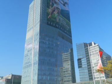 Almaty Esentai tower