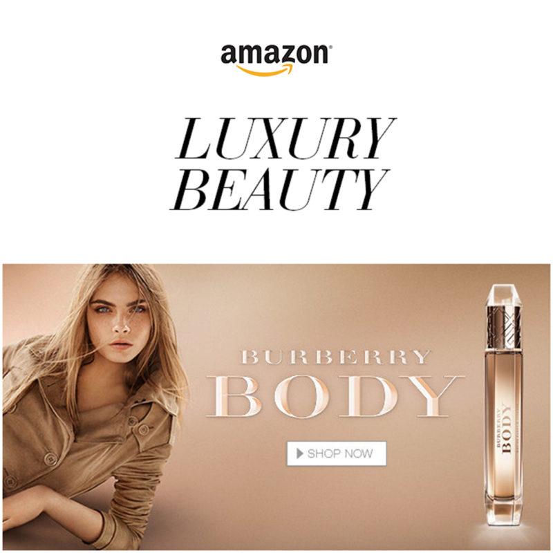Amazon luxury beauty