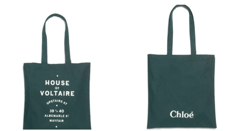 Chloé House of Voltaire borsa