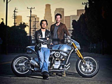 Keanu Reeves Arch Motorcycle