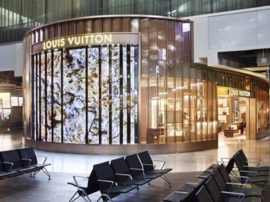 Louis Vuitton Heathrow T5