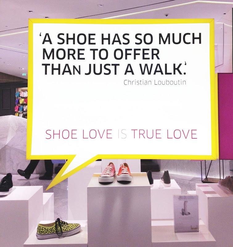 Shoe Level District Dubai
