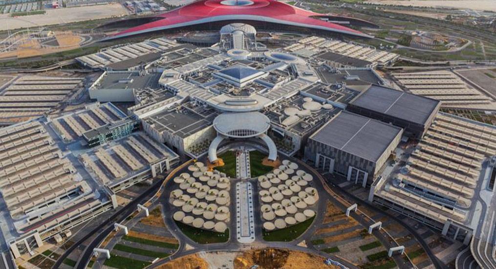 Yas Mall Abu Dhabi