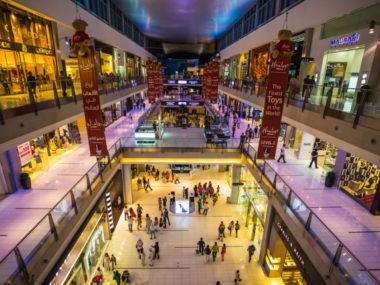 Dubai mall, Dubai