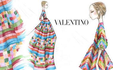 Valentino Pop-up store Harrods Londra