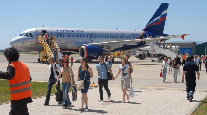 Russia Aeroflot