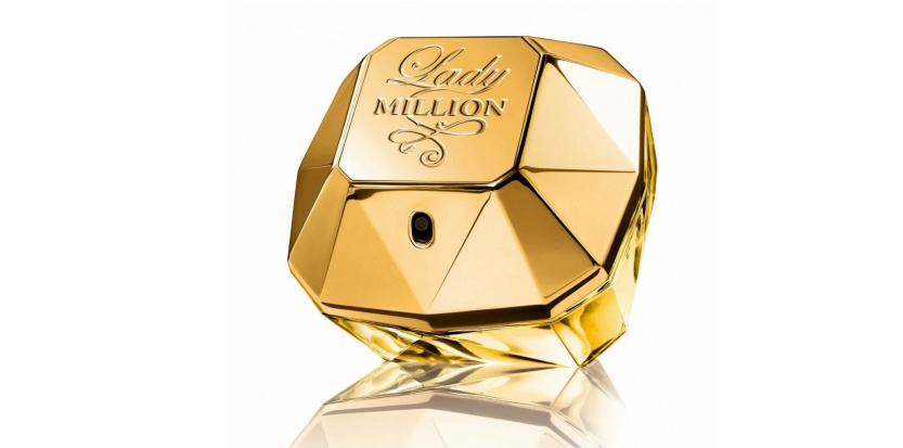 Lady Million Paco Rabanne successo di Puig
