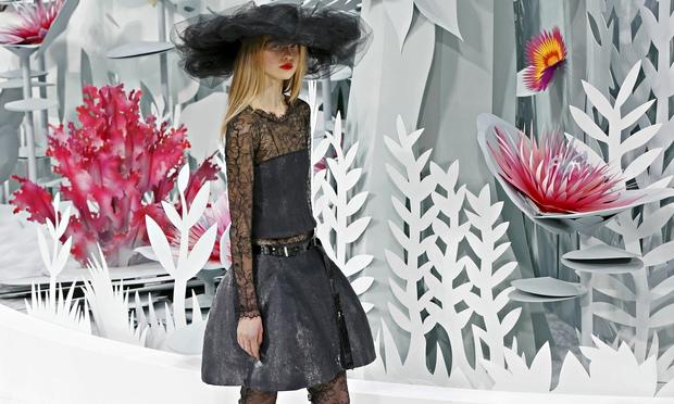 Chanel' Haute Couture 2015 Parigi