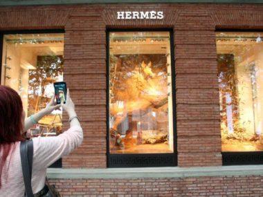 Hermes Cina Chengdu