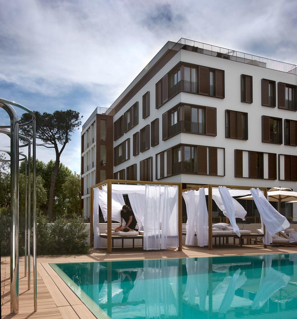Hotel Principe Forte Dei Marmi specializzato in clientela russa