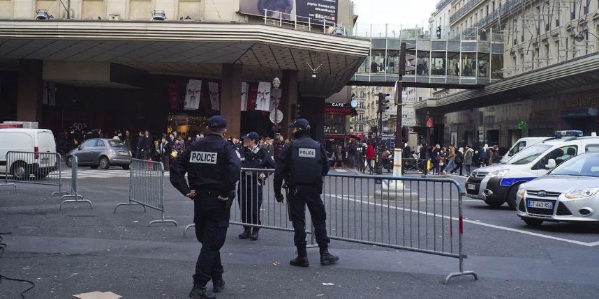 Sicurezza rafforzata nei department stores Parigini