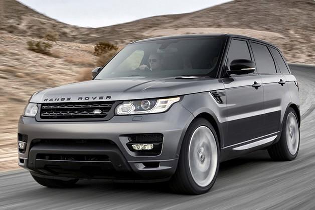 Land Rover Ranger Rover Sport 2014