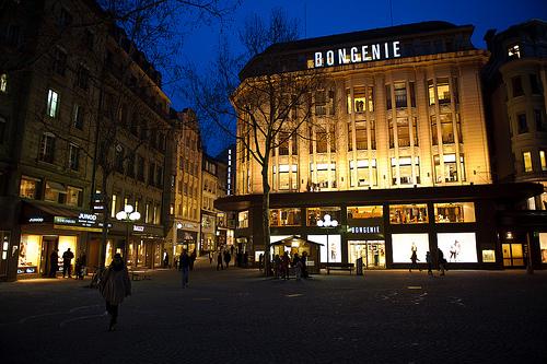 Bon Genie leader retail lusso in Svizzera