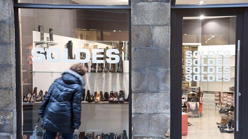 -12% vendite saldi Parigi nella prima settimana