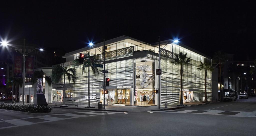 Louis Vuitton Rodeo Drive