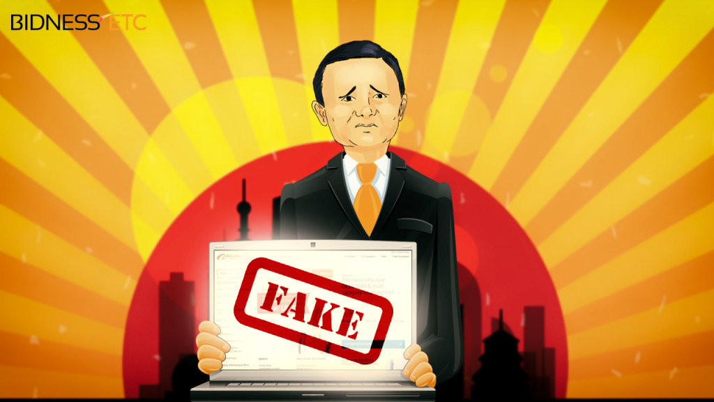 Jack Ma criticato per i fake goods