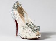 Per Harrods gli stilisti reinterpretano la famosa scarpetta di Cenerentola