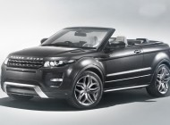 Evoque Cabrio: Range Rover lancia una moda