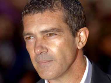 Antonio Banderas stilista Central Saint Martins Londra