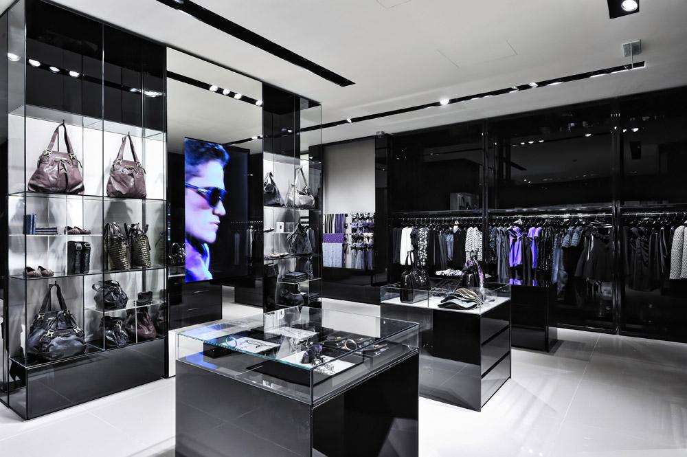 Emporio Armani Store Belgrade