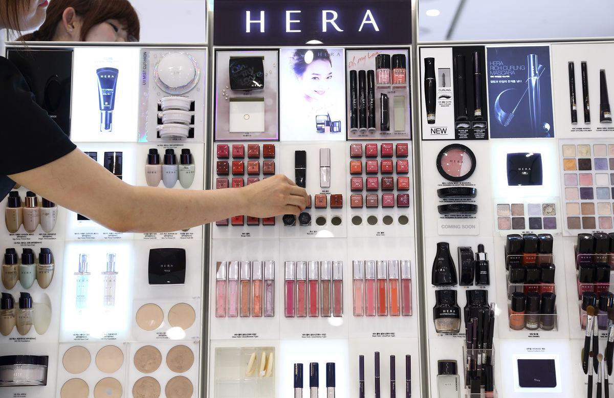 Hera by Amore Pacific, Corea del Sud